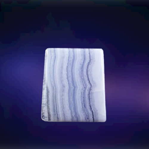 Natural Blue Lace Agate Code  57