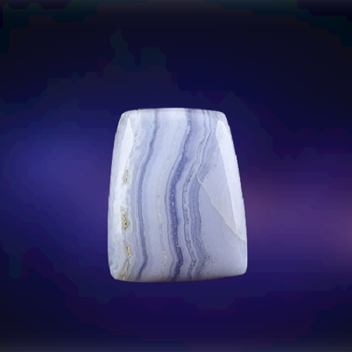 Natural Bluelace Agate Code 42