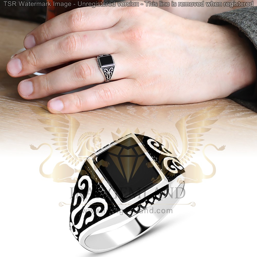 ring silver code 0060