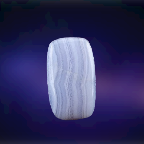 Natural Bluelace Agate Code 45