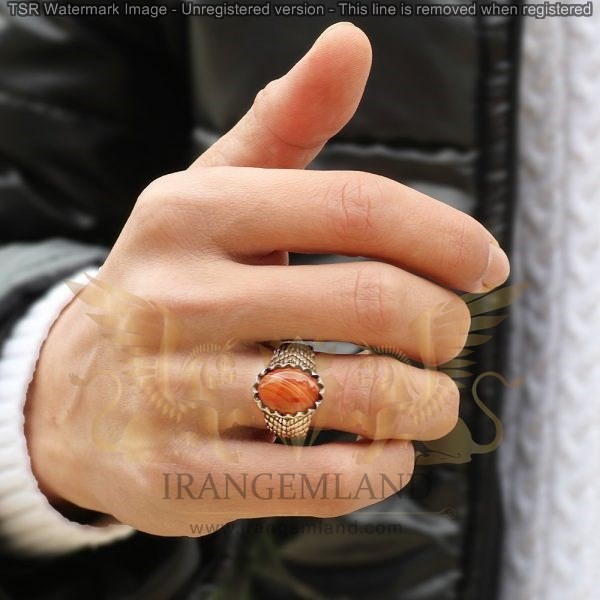 ring silver code 0089